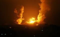 الصورة: بالفيديو..قتلى بينهم أمريكيون في هجوم انتحاري لداعش في شمال سوريا