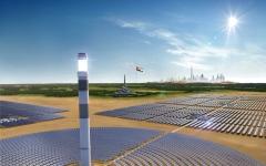 الصورة: اكتمال مراحل مجمع محمد بن راشد للطاقة الشمسية 2020