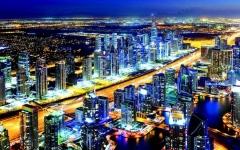 الصورة: دبي عاصمة تجارية عالمية بمقومات مستقبلية