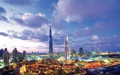الصورة: دبي وجهة مفضلة للمشاهير