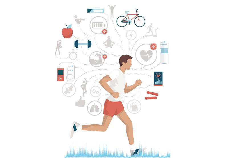 5 برنامج اللياقة البدنية خطوات لبدء ممارسة الرياضة البيان الصحي الصحة الذكية البيان