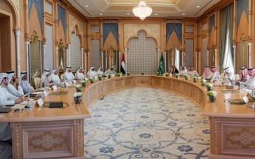"""الصورة: """"مجلس التنسيق السعودي الإماراتي"""".. 7 مبادرات ترسخ التعاون بين البلدين"""