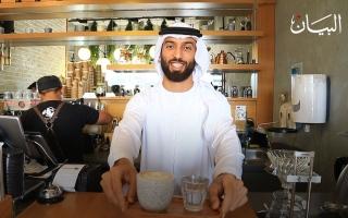 الصورة: 23 مقهى في دبي يتنافسون على ألذ فنجان قهوة