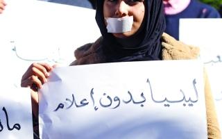 الصورة: هدنة بين ميليشيات طرابلس.. والجيش يتقدم في الجنوب