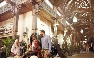 الصورة: رحلة تراثية إلى أسواق دبي القديمة