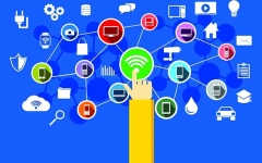 الصورة: الإمارات الأولى عالمياً في انتشار الإنترنت بين السكان