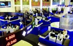 الصورة: تباين أداء أسواق الأسهم في انتظار محفزات جديدة