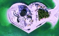 الصورة: «سي إن إن»: قلب أوروبا ينبض من دبي