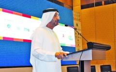 الصورة: 70.5 % مساهمة القطاع الخاص في ناتج الإمارات 2018