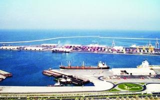 الصورة: النشاط التجاري لليابان  في الخليج العربي