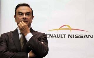 الصورة: وزير فرنسي: كارلوس غصن استقال من منصبه في رينو