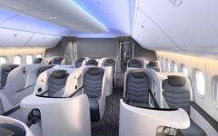 الصورة: بالفيديو..بوينج تكشف عن مقصورة طائرتها الجديدة 777 إكس