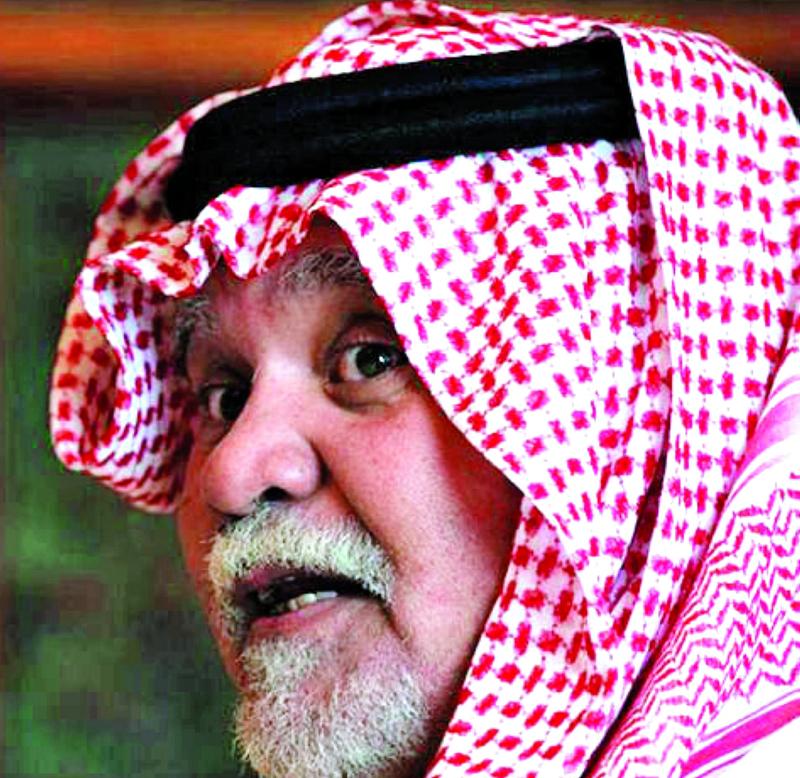بندر بن سلطان حمد بن جاسم خبير نصف الحقيقة عالم واحد العرب البيان