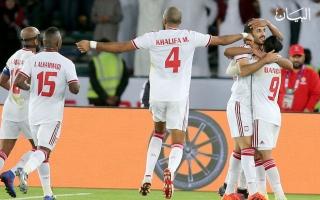 الصورة: 8 أهداف حاسمة لمنتخب الإمارات في كأس آسيا