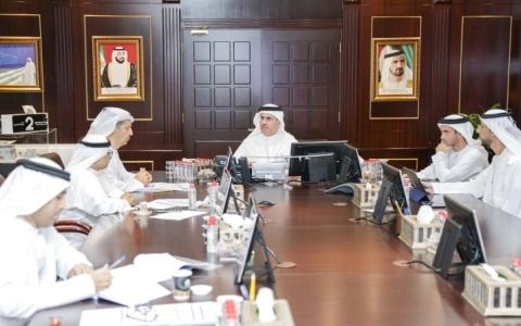 الصورة: الصورة: مجلس أمناء «سقيا الإمارات» يستعرض إنجازات عام زايد