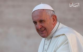 الصورة: تعرفوا إلى الرمز الديني الكبير البابا فرنسيس