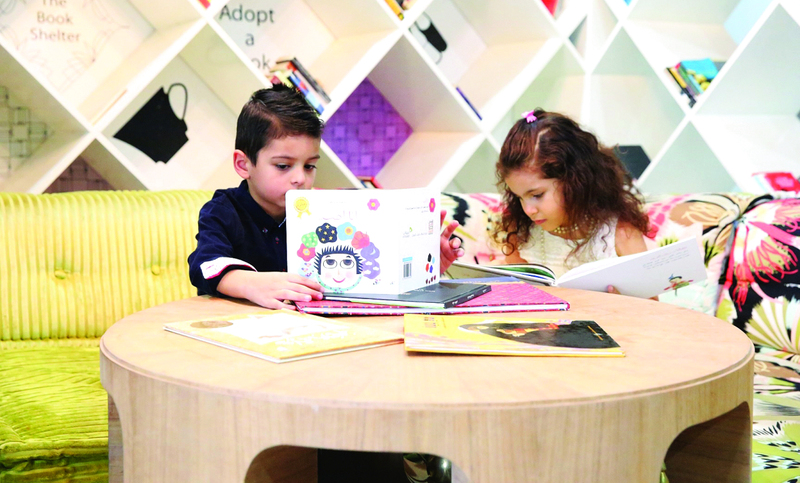 edd7a8d050167 الإمارات تُشبع نهم الصغار للكتب - منتديات درر العراق