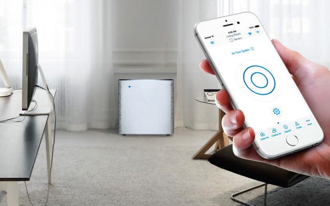 أجهزة تنقية الهواء الذكية عالمياً 2024