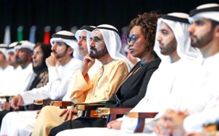 الصورة: الصورة: محمد بن راشد:  الحكومات المبتكرة تصنع المستقبل لشعوبها والعالم