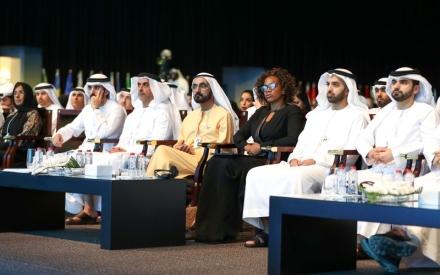 الصورة: الصورة: محمد بن راشد: الإمارات وجهة لتطوير نماذج تنموية مستقبلية