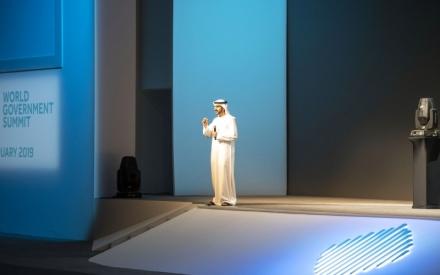 الصورة: الصورة: حمدان بن محمد: دبي عالم في مدينة ونموذج للتسامـح يؤسـس لمستقبل أفضل