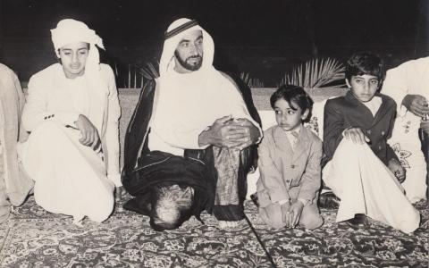 الصورة: الصورة: مريم بنت محمد بن زايد: المحافظة على القيم الإماراتية ركيزة العبور إلى المستقبل