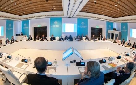 الصورة: الصورة: عهود الرومي: الإمارات ملتزمة بدعم أهداف المجلس العالمي للسعادة وجودة الحياة