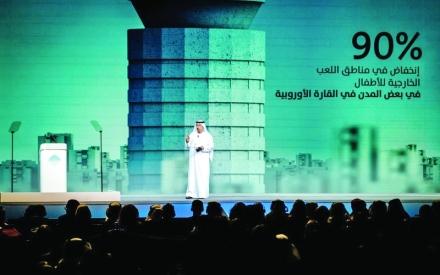 الصورة: الصورة: دبي نموذج عالمي في توظيف الذكاء الاصطناعي لتخطيط المدن وخدمة الإنسان