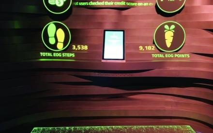 الصورة: الصورة: تطبيق يحوّل الرياضة لنقاط شرائية ويحارب الأمراض السارية