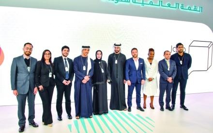 الصورة: الصورة: منصور بن زايد: الإمارات وضعت تمكين الشباب أولوية