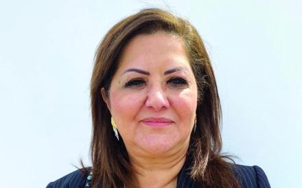 الصورة: الصورة: وزيرة التخطيط المصرية لـ«البيان »: نموذج في جودة الحياة