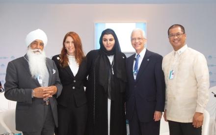 الصورة: الصورة: مسؤولون وشخصيات دينية: الإمارات تقوم بدور ريادي لنشر ثقافة التسامح عالمياً