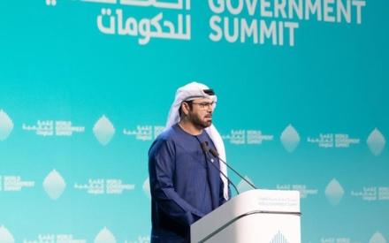 الصورة: الصورة: القرقاوي: قمة الحكومات رسمت خط البداية لتشكيل حكومات المستقبل