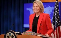 الصورة: مرشحة ترامب تعتذر عن منصب سفيرة بلادها بالأمم المتحدة