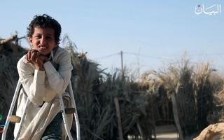 الصورة: ألغام الحوثي تزرع الموت في اليمن