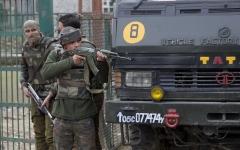 الصورة: مقتل أربعة جنود هنود في كشمير خلال معركة مع مسلحين