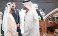 الصورة: الصورة: محمد بن راشد ومحمد بن زايد: الإمارات ترسّخ جسور التعاون الدولي لتعزيز تنمية الشعوب