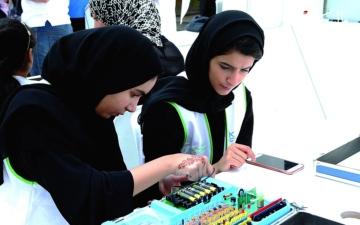الصورة: الصورة: شهر الابتكار في دبي رحلة جديدة من الإبداع