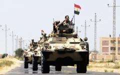 الصورة: الدولة تدين التفجير الإرهابي في القاهرة