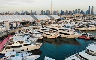 الصورة: الصورة: الإمارات الثامنة عالمياً في إنتاج اليخوت الكبيرة