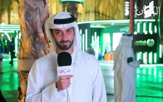 الصورة: الإعلامي أحمد عبدالله: فخور بابتكارات مؤسسة دبي للإعلام