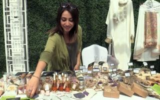 الصورة: الإمارات بوابة إبداع المرأة العربية