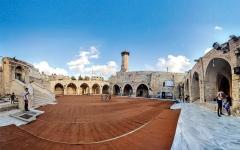 الصورة: آثار غزة كنز يفيض بحكايا التاريخ