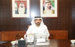 الصورة: حمدان بن محمد: دبي نموذج عالمي لتشجيع الطلاب على ريادة الأعمال