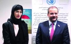 الصورة: زوجة حفيد مؤسس قطر: استدرجوه وسجنوه بتهم ملفقة