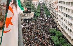 الصورة: التظاهرات تقدّم موعد عطلة الجامعات في الجزائر