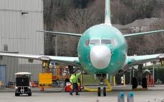 الصورة: واشنطن ترد على منع تشغيل طائرات بوينغ 737 ماكس