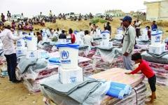 الصورة: الحوثي يعرقل إعادة الانتشار بـ«خرائط الألغام»