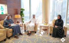 الصورة: حمدان بن محمد: دبي أصبحت مثالاً يحتذى في التميز والريادة