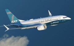 الصورة: بوينغ توقف تسليم طائرات 737 ماكس وتستمر في إنتاجها